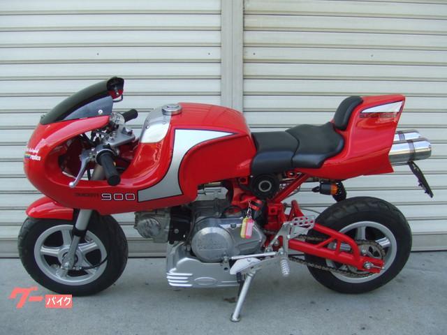 ホンダ モンキーMH900eレプリカの画像(山梨県