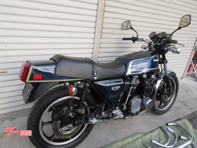 カワサキ Z750FX-1型D3の画像(山梨県