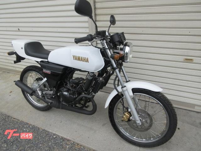 ヤマハ RZ50の画像(山梨県