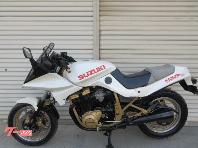 スズキ GSX750S KATANA3型の画像(山梨県