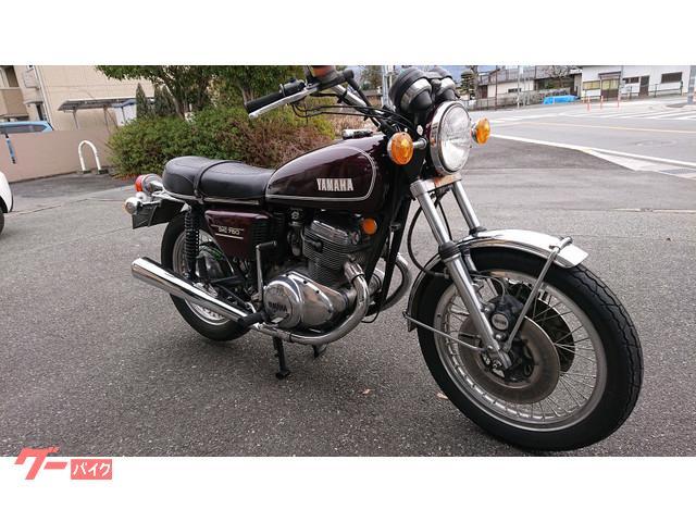 ヤマハ TX750B 2型の画像(山梨県