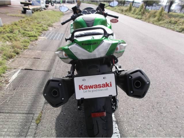 カワサキ Ninja ZX-14R ハイグレード 2017モデルの画像(新潟県