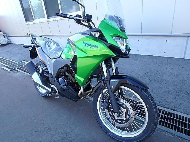 カワサキ VERSYS-X 250 ABSの画像(新潟県
