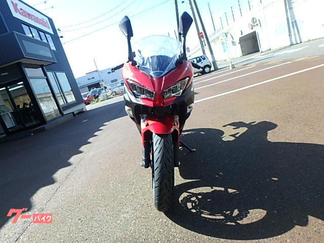 カワサキ Ninja 400の画像(新潟県
