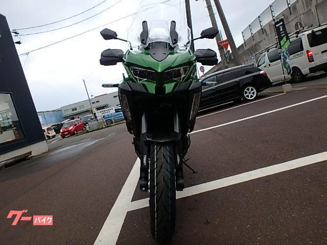 カワサキ Versys 1000 SEの画像(新潟県