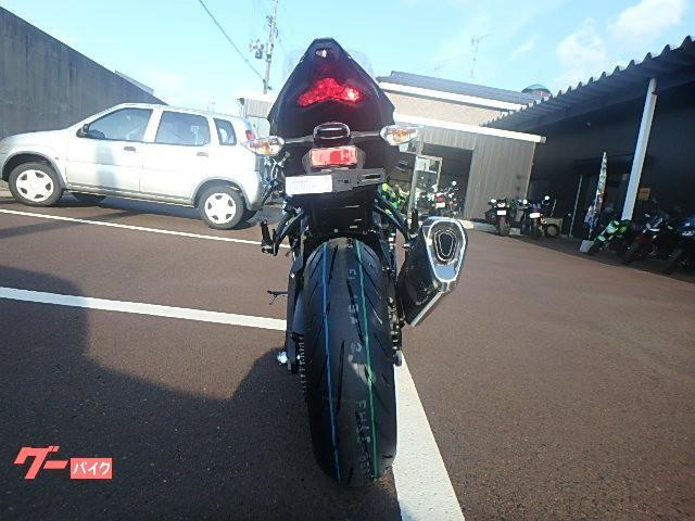 カワサキ Ninja ZX-6Rの画像(新潟県