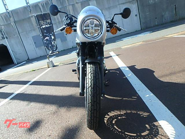 カワサキ W800 カフェの画像(新潟県