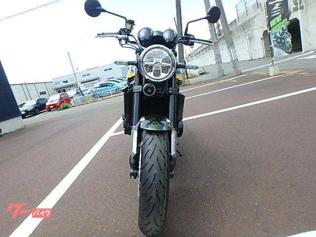 カワサキ Z900RSの画像(新潟県