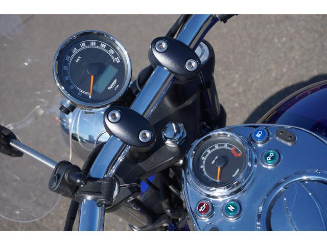 TRIUMPH スピードマスターの画像(新潟県