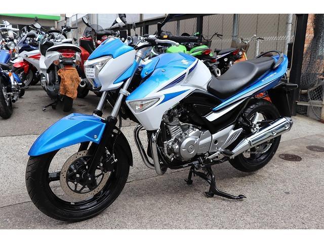 スズキ GSR250 ワークス青白 GJ55D グーバイク鑑定車両の画像(東京都