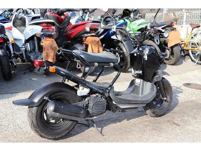 ホンダ ズーマー ブラック AF58 グーバイク鑑定車両の画像(東京都