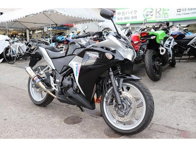 ホンダ CBR250R MC41 マフラー シングルスポーツの画像(東京都