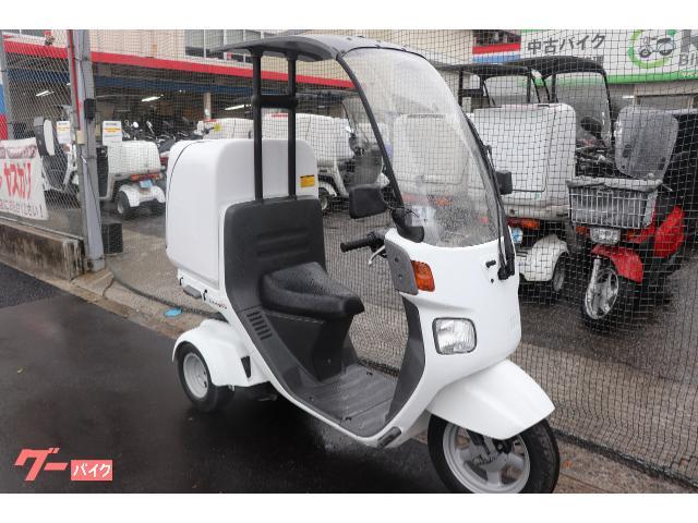 ジャイロキャノピー TA03 インジェクションモデル リアボックス新品 グーバイク鑑定付き車両
