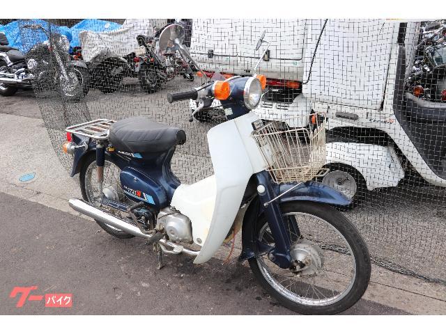 スーパーカブ50 C50 ノーマル キャブモデル グーバイク鑑定付き車両