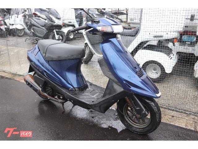 アドレスV100 CE11A ノーマル グーバイク鑑定付き