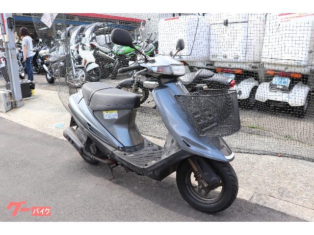 アドレスV100 CE11A ノーマル グー鑑定付き車両