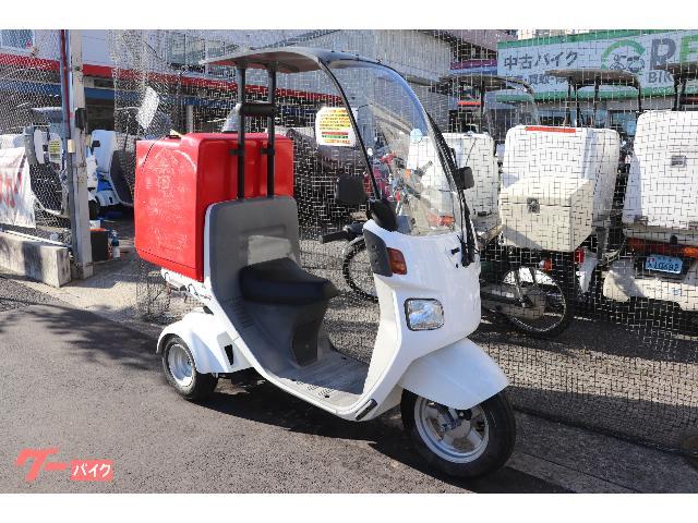 ジャイロキャノピー TA03 インジェクショモデル ノーマル グーバイク鑑定付き車両