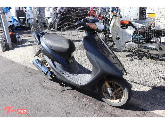 ライブDio ZX AF35 ノーマル 2スト グーバイク鑑定付き車両