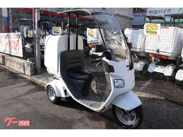ジャイロキャノピー TA03 ノーマル インジェクション グーバイク鑑定付き車両