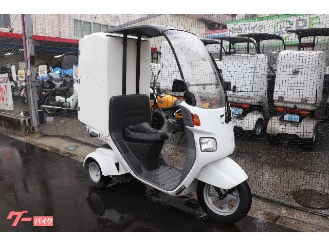 ジャイロキャノピー TA03 ノーマル 130系インジェクションモデル グーバイク鑑定付き車両