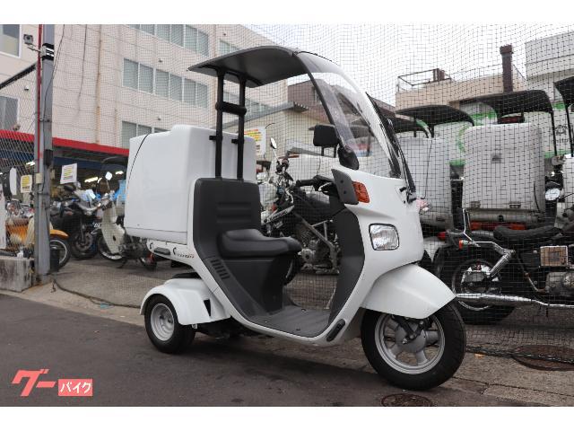 ジャイロキャノピー TA03 ノーマル 130現行インジェクションモデル グーバイク鑑定付き車両