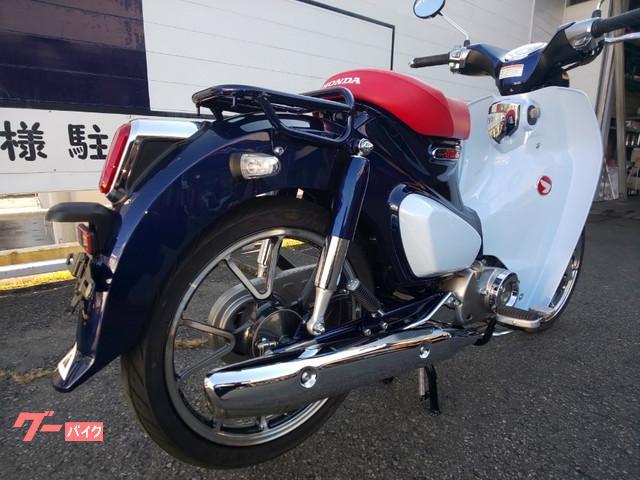 ホンダ スーパーカブC125の画像(山梨県