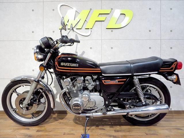 スズキ GS550Eの画像(千葉県