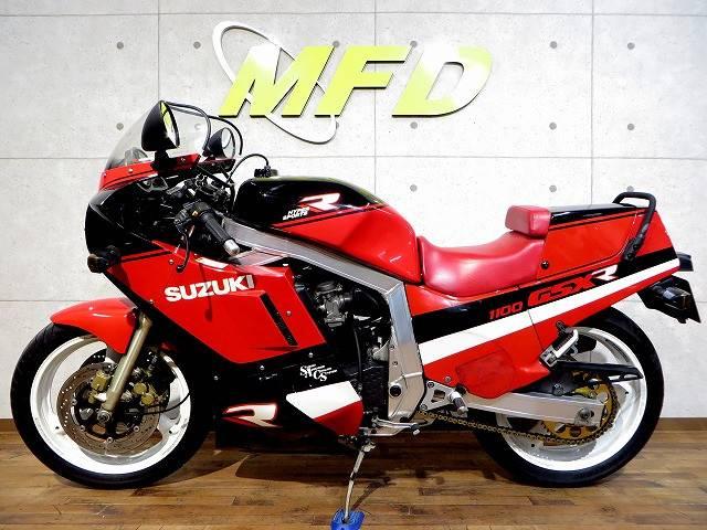 スズキ GSX-R1100 J型の画像(千葉県