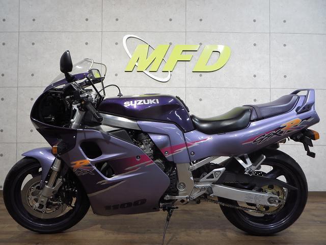 スズキ GSX-R1100の画像(千葉県
