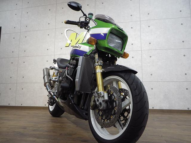 カワサキ ZRX1200Rの画像(千葉県