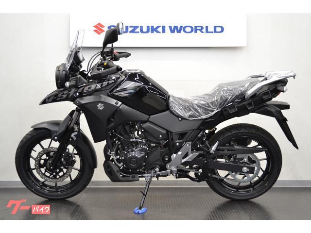 スズキ V-ストローム250 ABS仕様 ブラックの画像(埼玉県