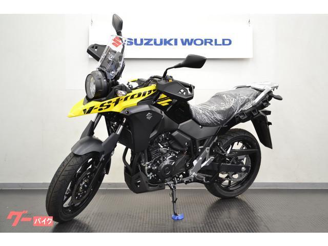 スズキ V-ストローム250 ABS仕様 イエローの画像(埼玉県