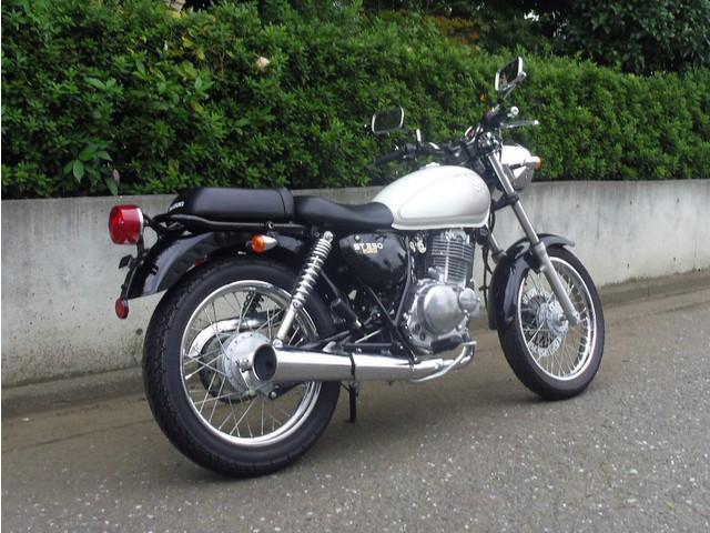 スズキ ST250 Eタイプ スズキワールド認定中古車 フルノーマルの画像(東京都