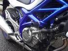 スズキ グラディウス ABS ワンオーナー スライダー付の画像(東京都