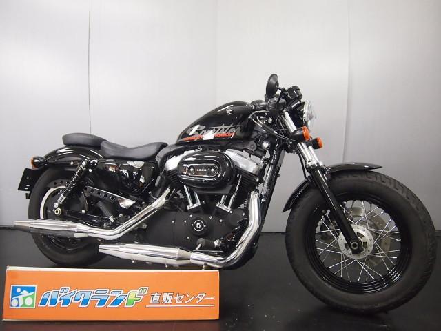 HARLEY-DAVIDSON XL1200X フォーティエイトの画像(東京都