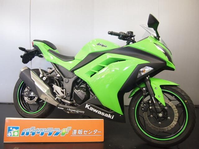 カワサキ Ninja 250の画像(東京都