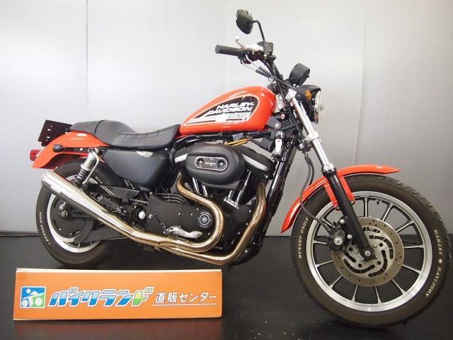 HARLEY-DAVIDSON XL883R キャブレター最終モデルの画像(東京都