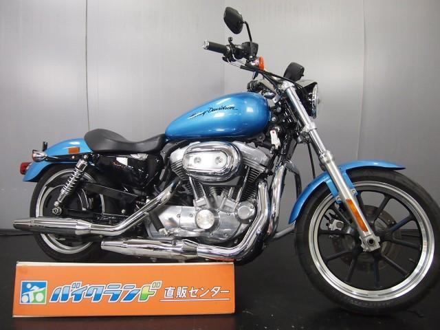 HARLEY-DAVIDSON XL883L スーパーローの画像(東京都