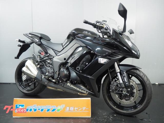 Ninja 1000 ETC付