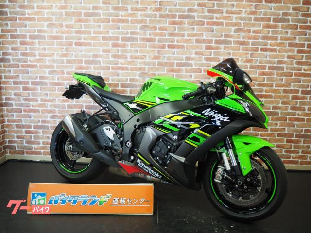 Ninja ZX−10R フェンダーレス