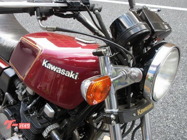 カワサキ Z1000STの画像(東京都