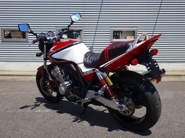 ホンダ CB400Super Four VTEC Revo 2007年の画像(新潟県
