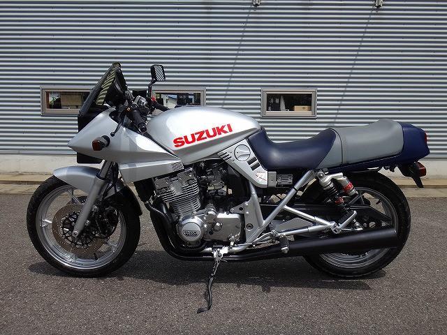 スズキ GSX400S KATANA 1992年の画像(新潟県