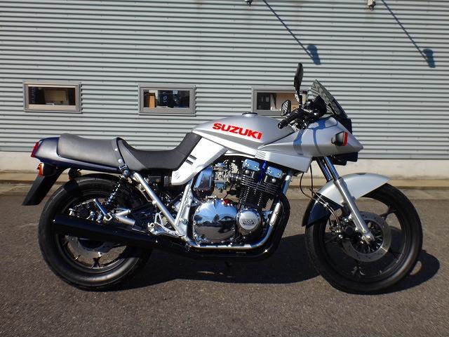 スズキ GSX750S KATANA 1982年の画像(新潟県