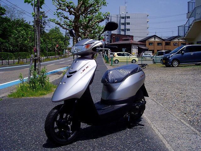 ヤマハ JOG 2018年の画像(新潟県