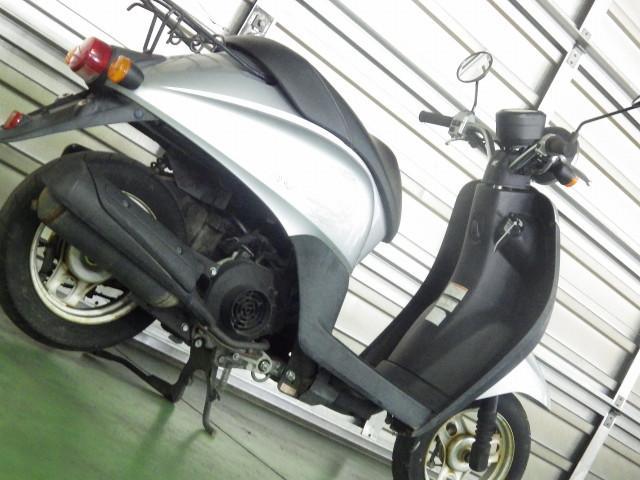 ホンダ トゥデイ 2008年モデル インジェクション車の画像(千葉県