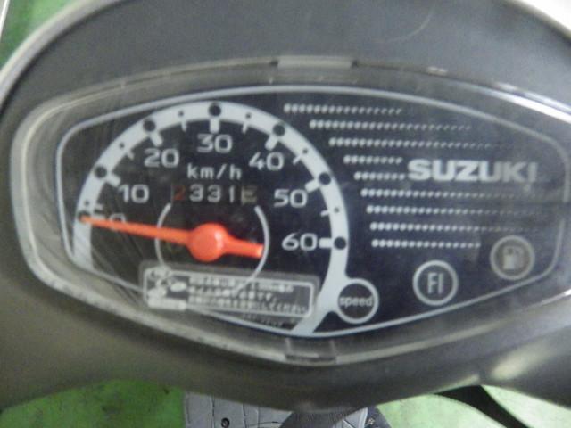 スズキ レッツ4 2008年モデル インジェクション車の画像(千葉県