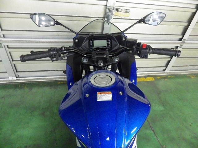スズキ GIXXER SF ABS FI ブルーの画像(千葉県