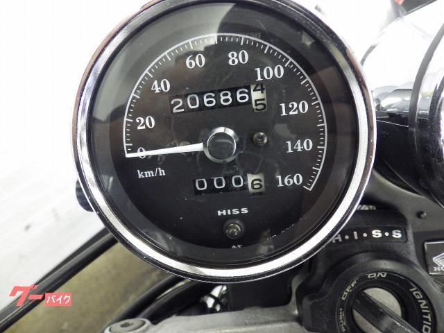 ホンダ CB400SS セル付き カスタムマフラーの画像(千葉県