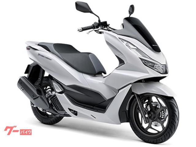 PCX160 国内最新モデル KF47型 ホワイト